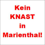 "Facebookgruppe ""KeinKNAST in Marienthal"""