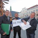 10391 Unterschriften