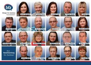 BfZ- Die Kandidaten