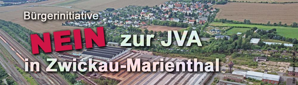 Keine JVA in Zwickau-Marienthal